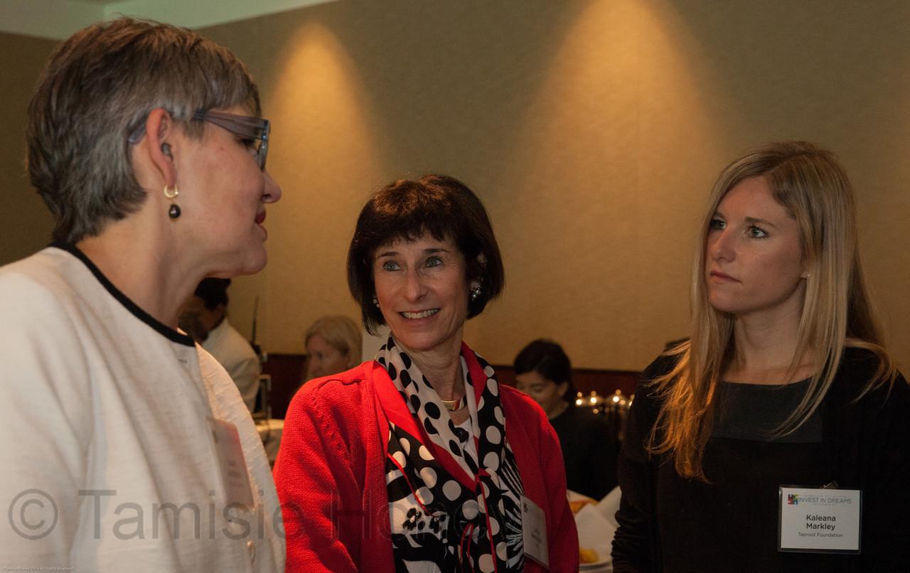 Susan Jacobson, Lucy Reckseit & Kaleana Markley