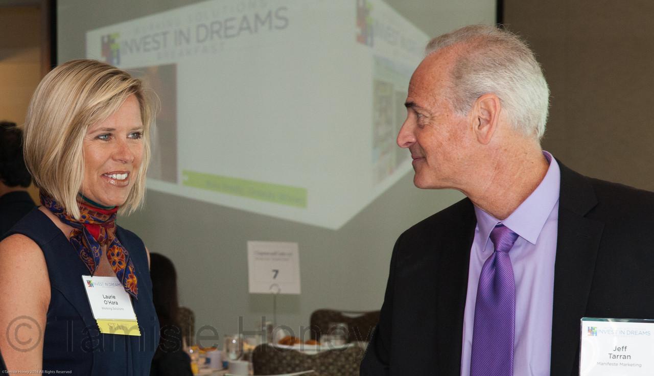 Laurie O'Hara & Jeff Tarran