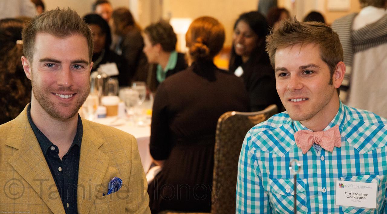 Matthew Kimball & Christopher Coccagna