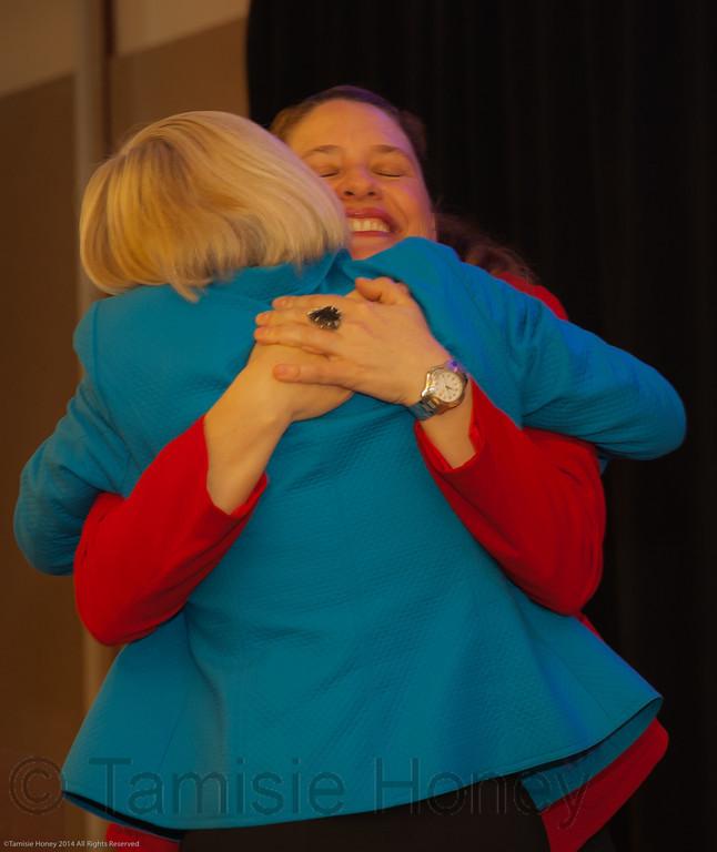 Emily Gasner & Barbara Morrison