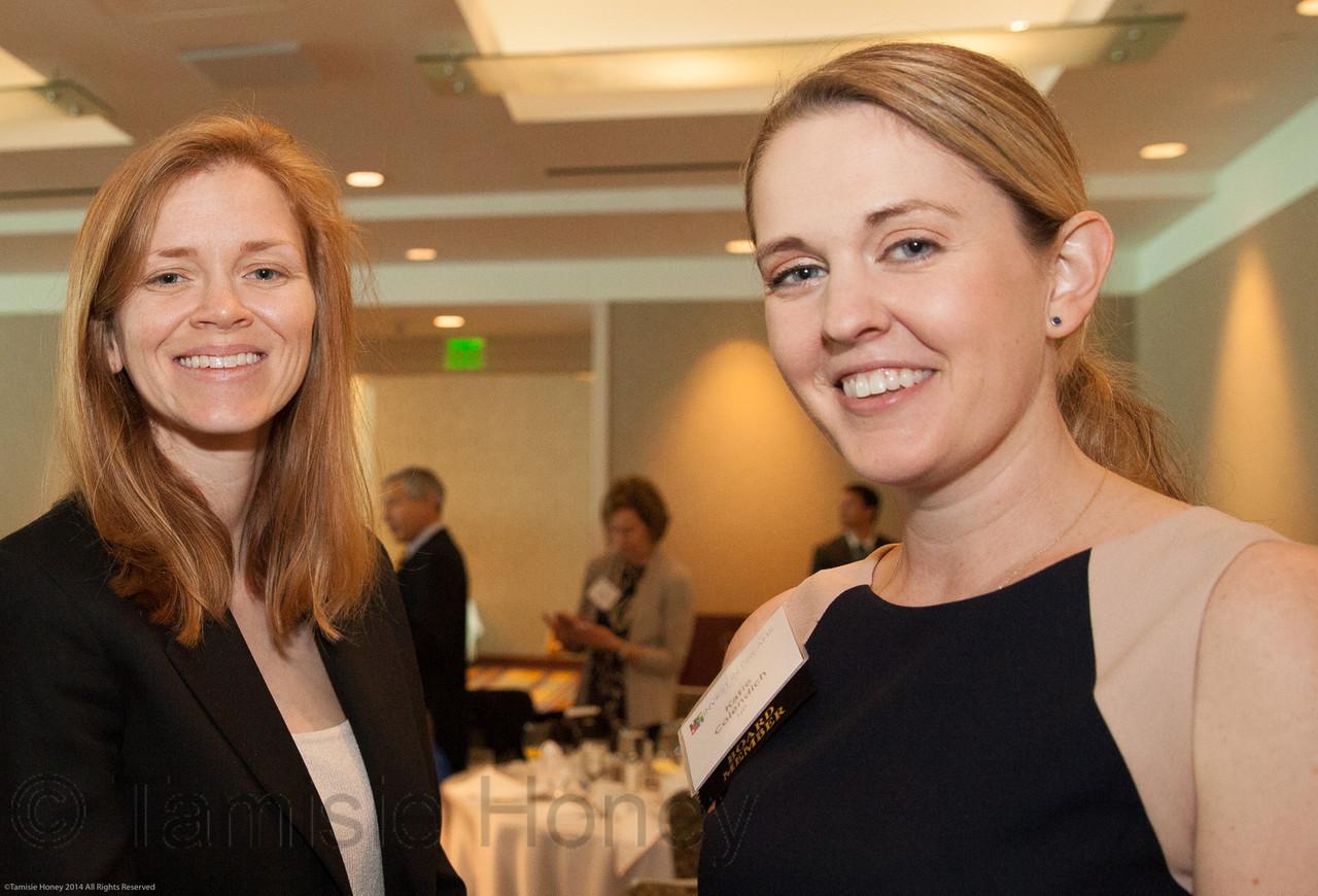 Jennifer Taylor & Katie Colendich