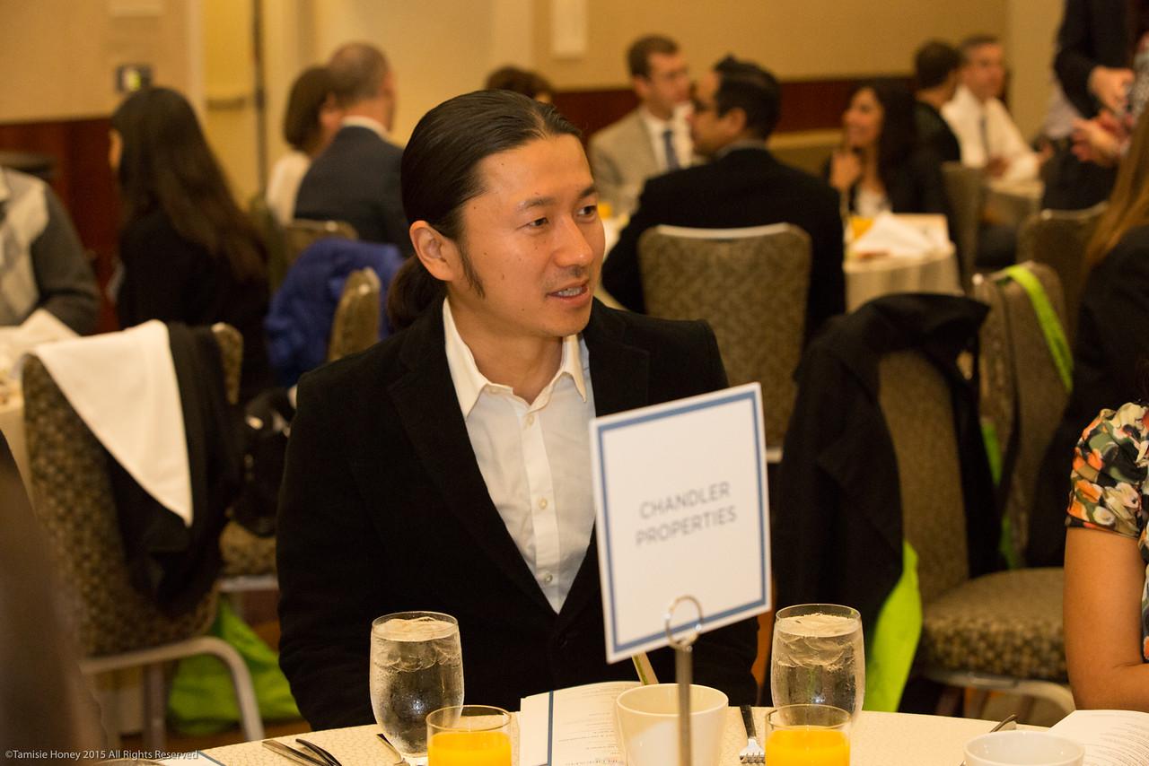 2014 Invest in Dreams Honoree Koji Kanematsu of Onigilly