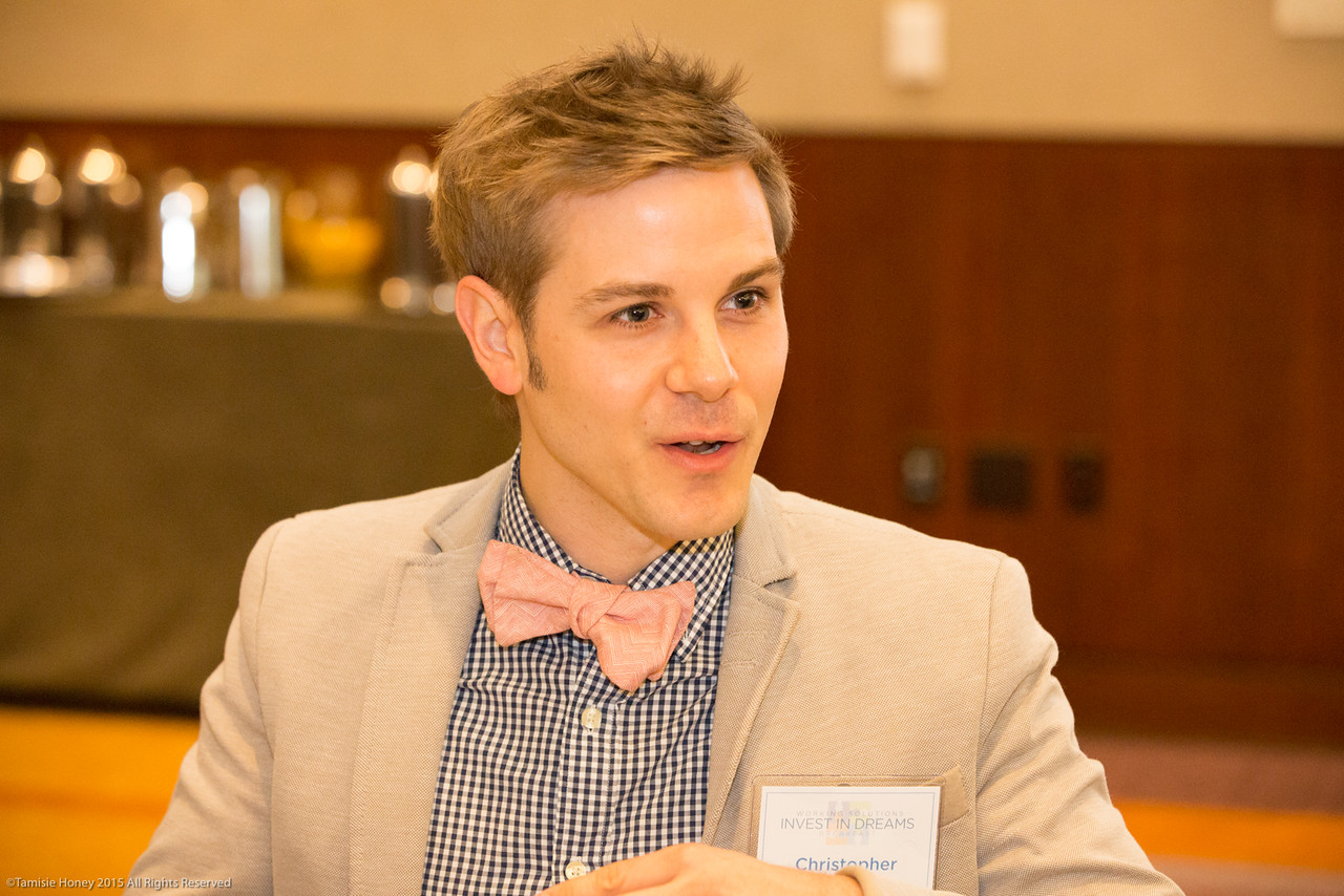 Working Solutions Borrower Christopher Coccagna of T-we Tea