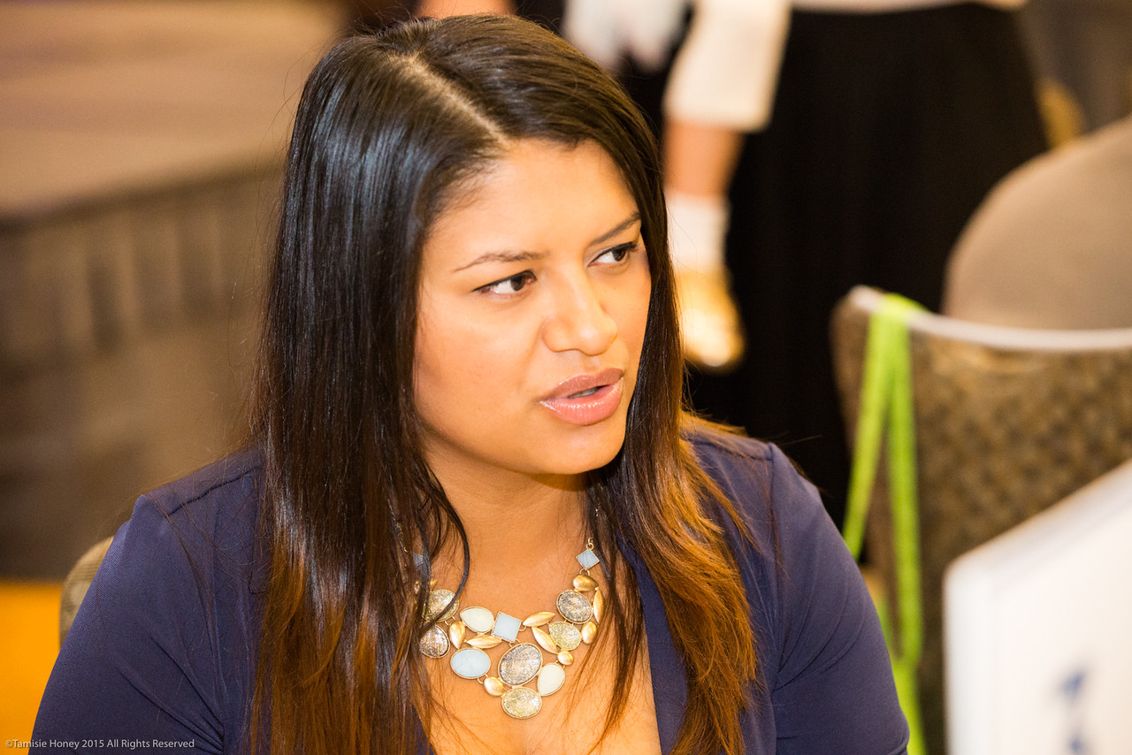2015 Inspire Awardee Patty Rodriguez of SF Parking
