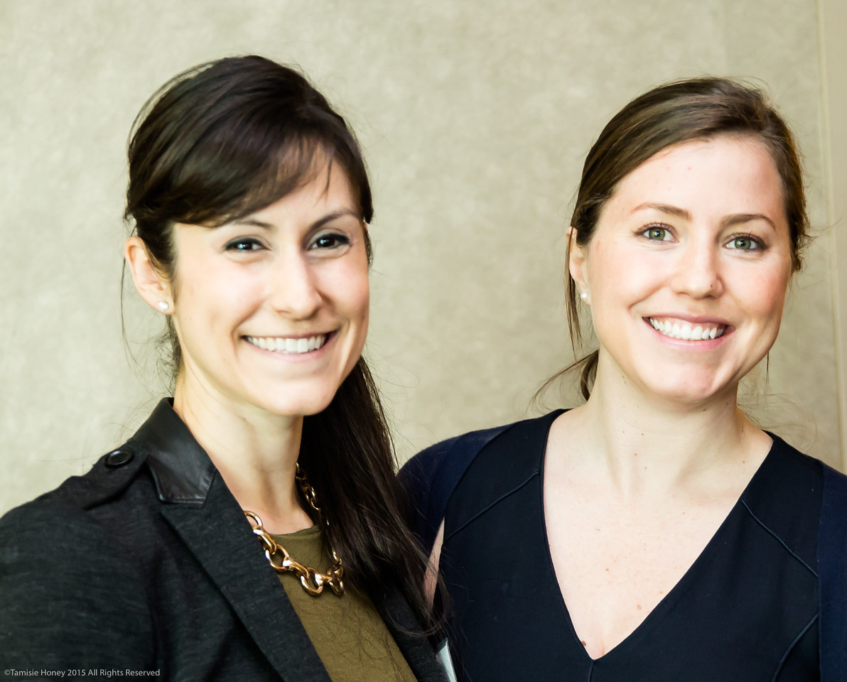 Samantha Chander Duvall and Kelly Lovlien, Working Solutions Directors