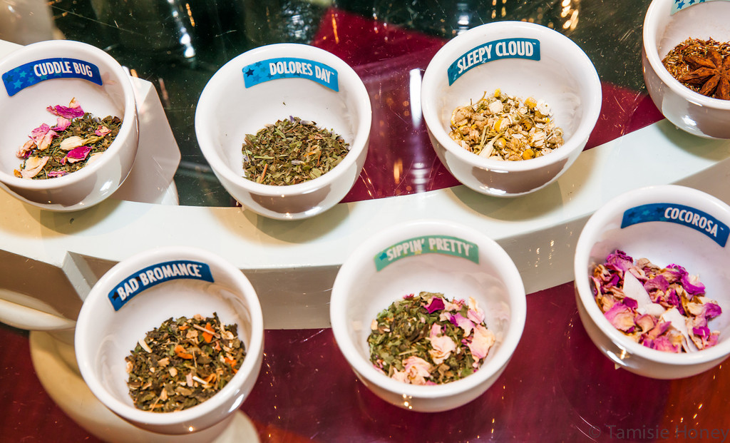 Delectable tea blends from T-we Tea