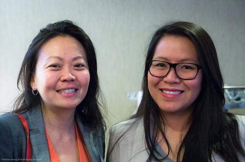 Nona Lim and Ada Yim