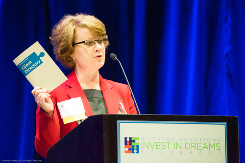 Susan Montoya of First Bank