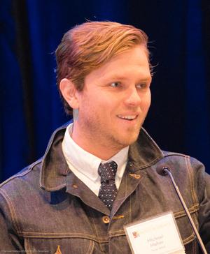 Michael Maher of Taylor Stitch, 2016 Imagine Award Winner