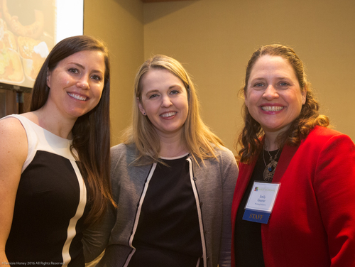 Kelly Lovlien of Thumbtack, Katie Colendich of HP Inc., and Emily Gasner of Working Solutions Kelly Lovlien of Thumbtack, Katie Colendich of HP Inc., and Emily Gasner of Working Solutions