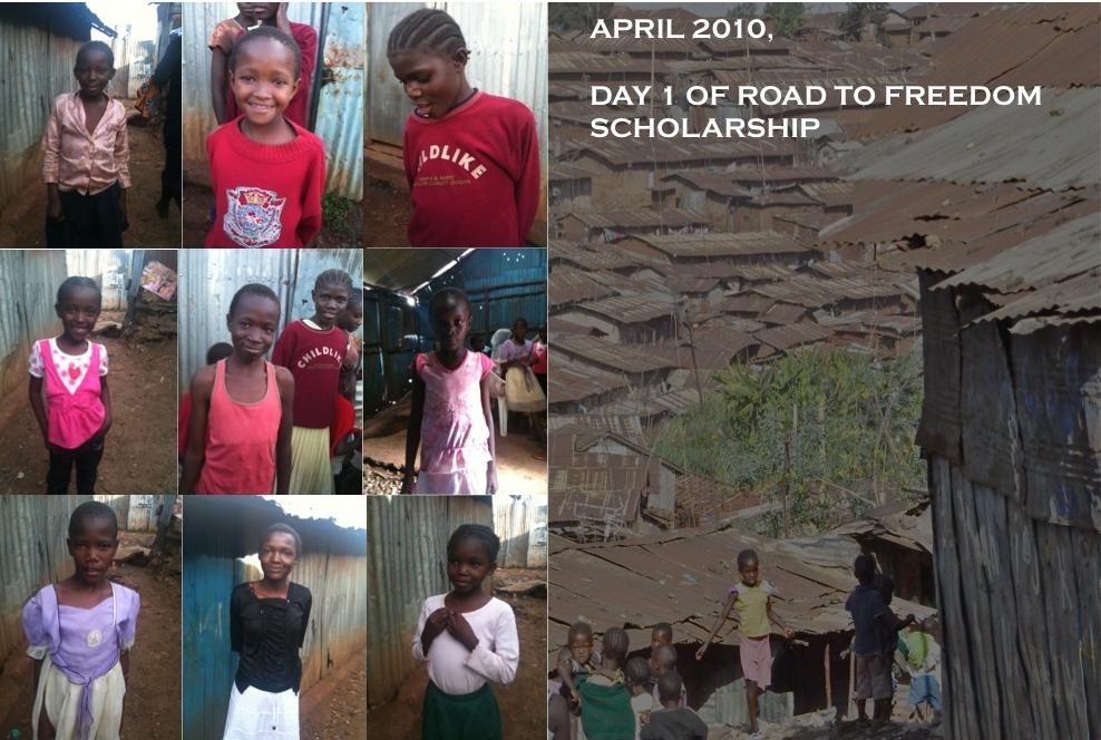 April  2010. Day 1 of RFS
