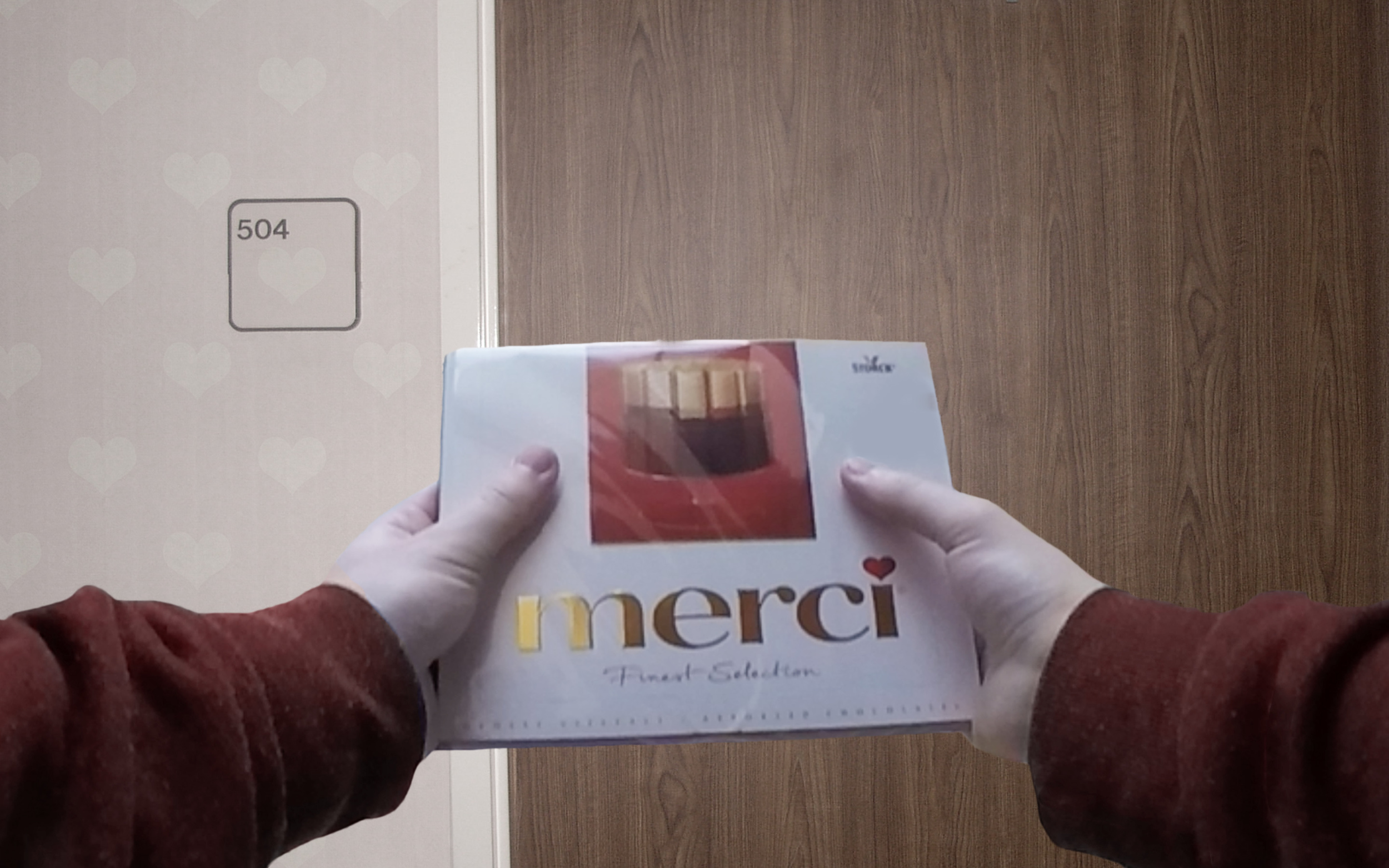 � Mercignature - packaging