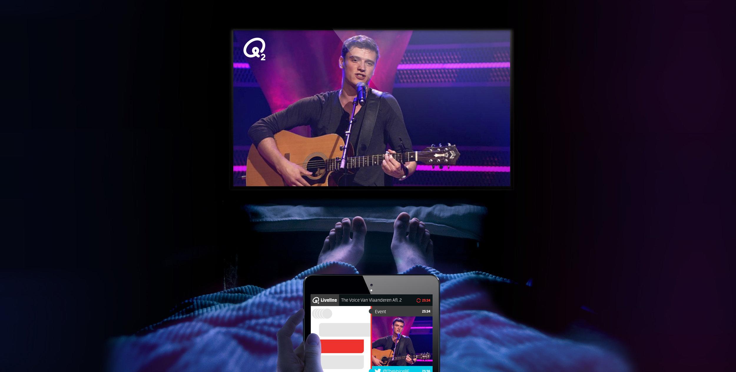 📺 Liveline - mobile