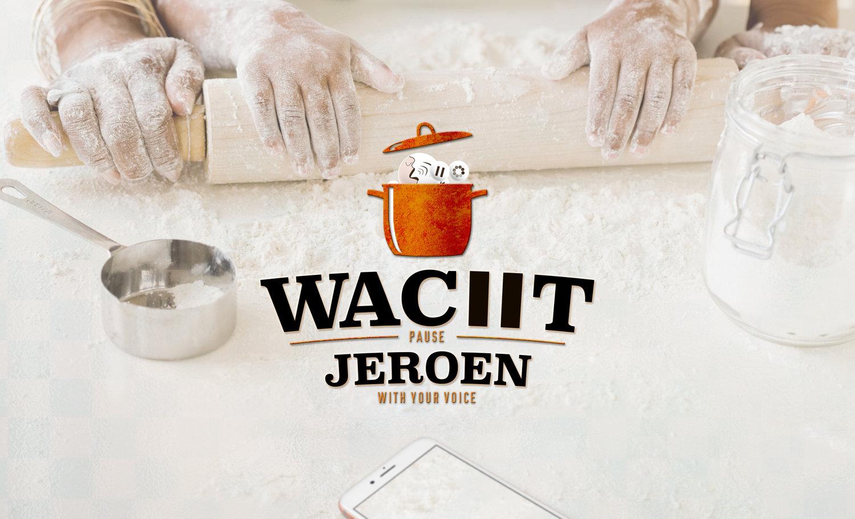 """<span style=""""color: #777777"""">� Vrt Digital <B>Wacht Jeroen</B> </span>- Mobile - 2014 Belgian Ad School"""