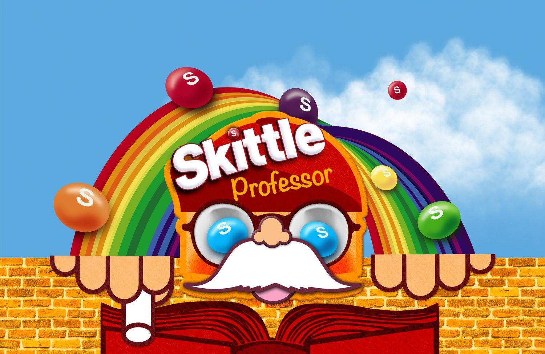 "<span style=""color: #777777"">💰 Skittles <B>Skittle Professor</B></span> - webshop - 2014"