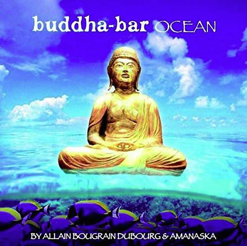 Buddha Bar Ocean Cover
