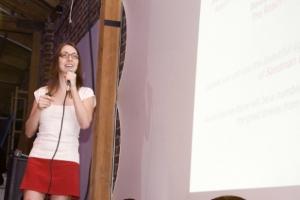 Talk at Mindshare LA, Feb 2009