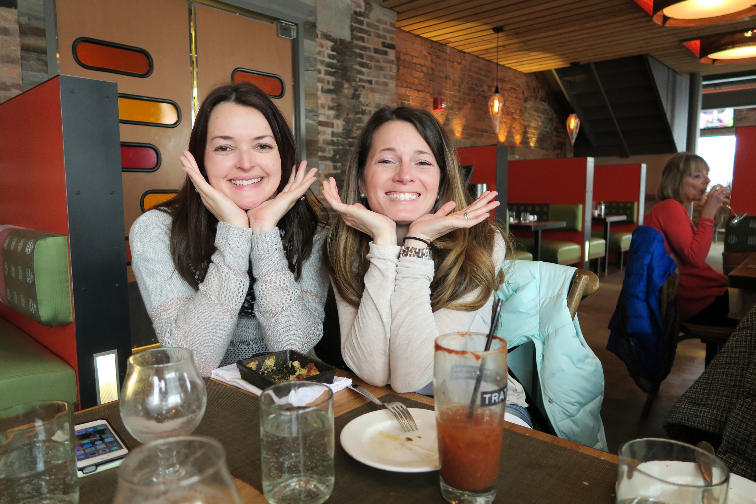 Brunches are better with friends