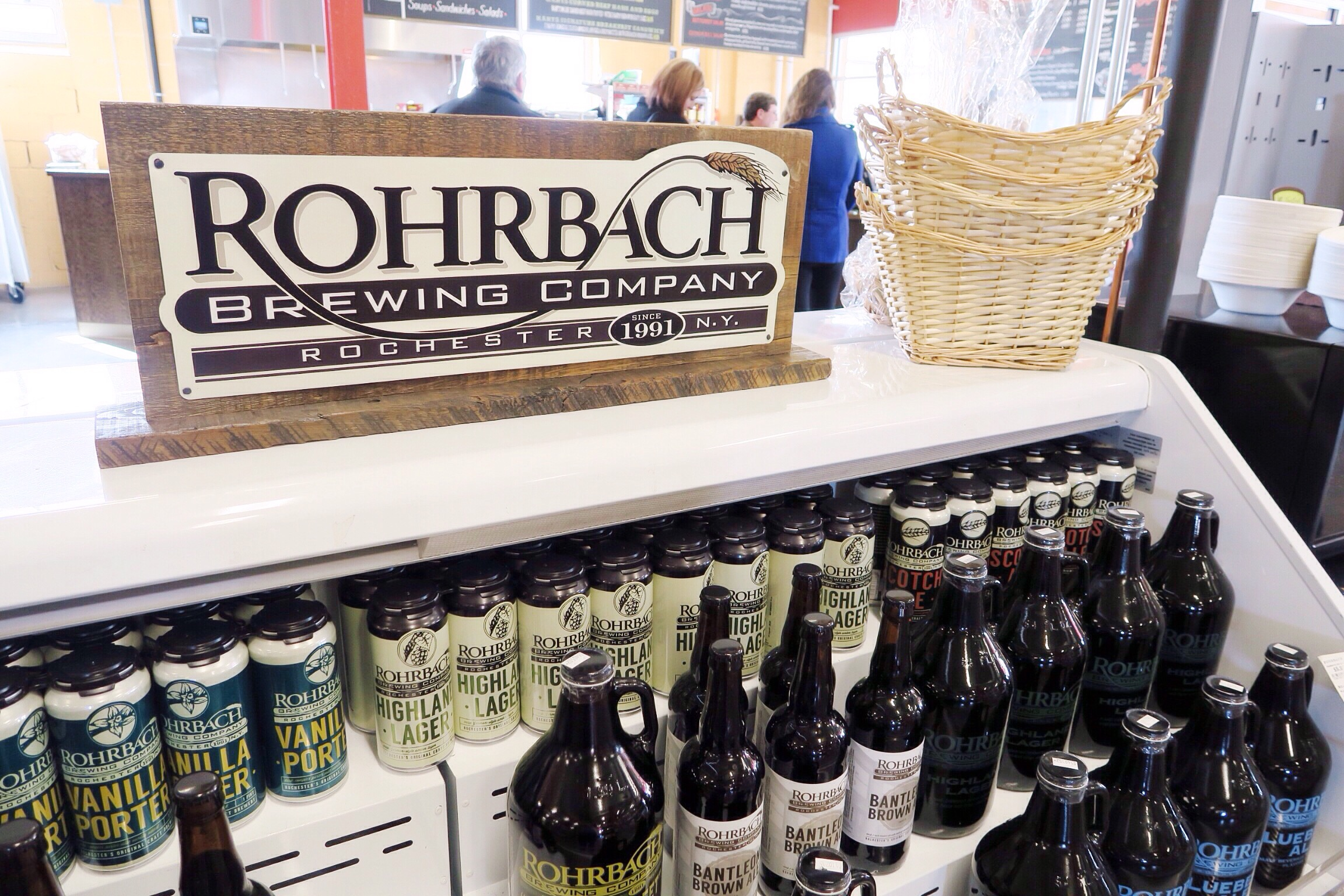 Rohrbach Brewing Company Handcrafted Ales and Lagers