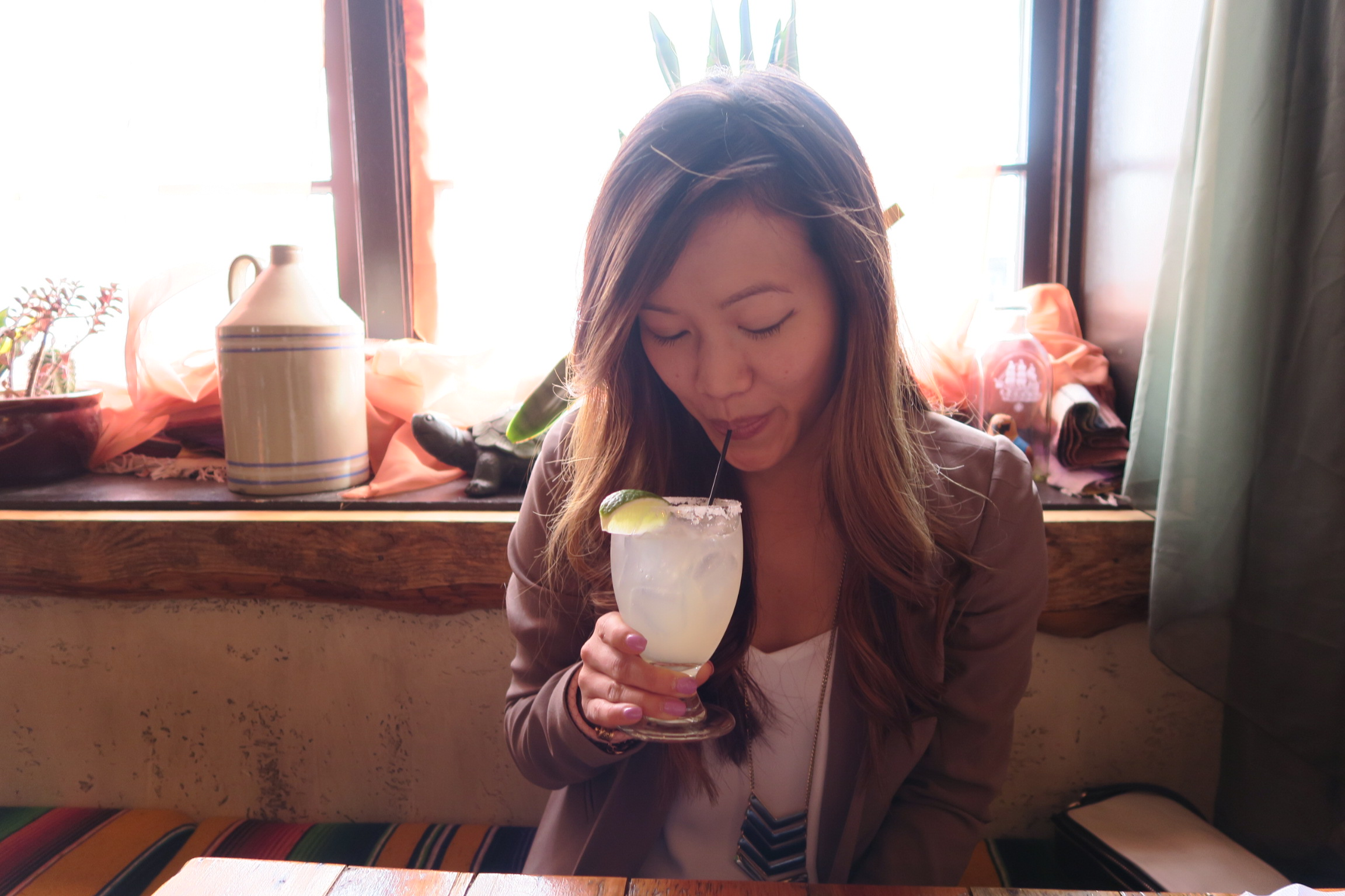 Testing the margs out