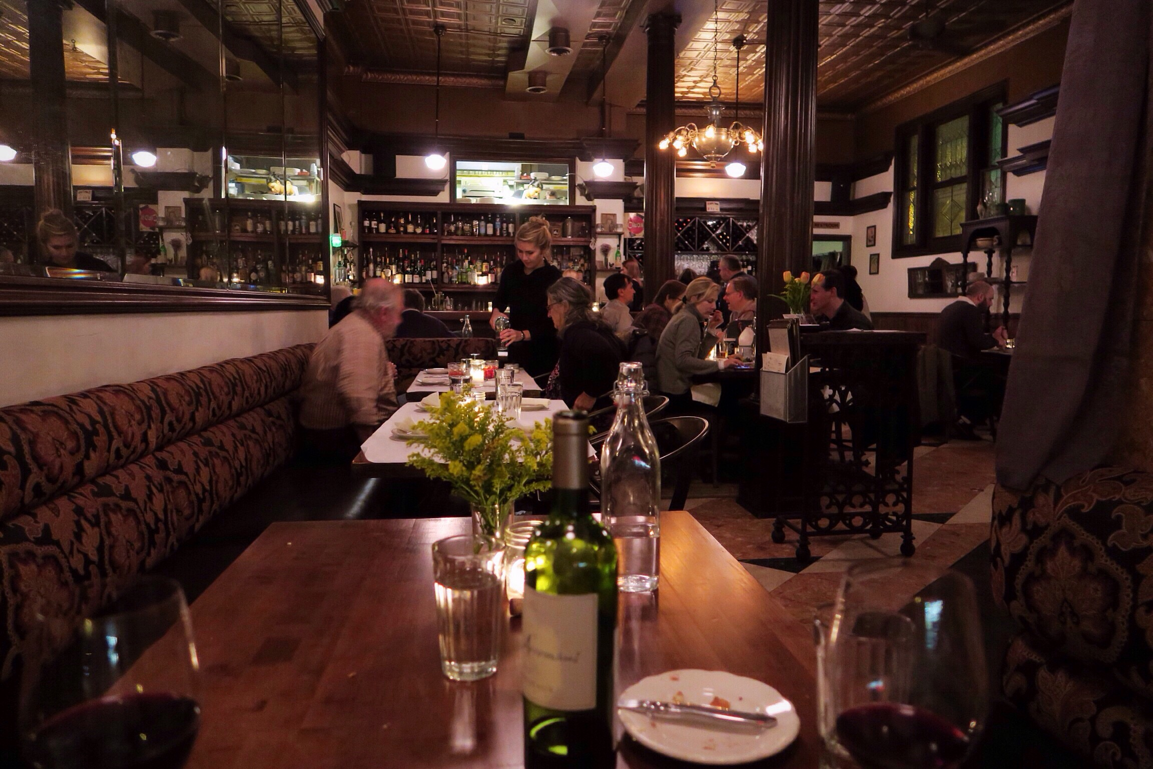 Time for a date night at Roux