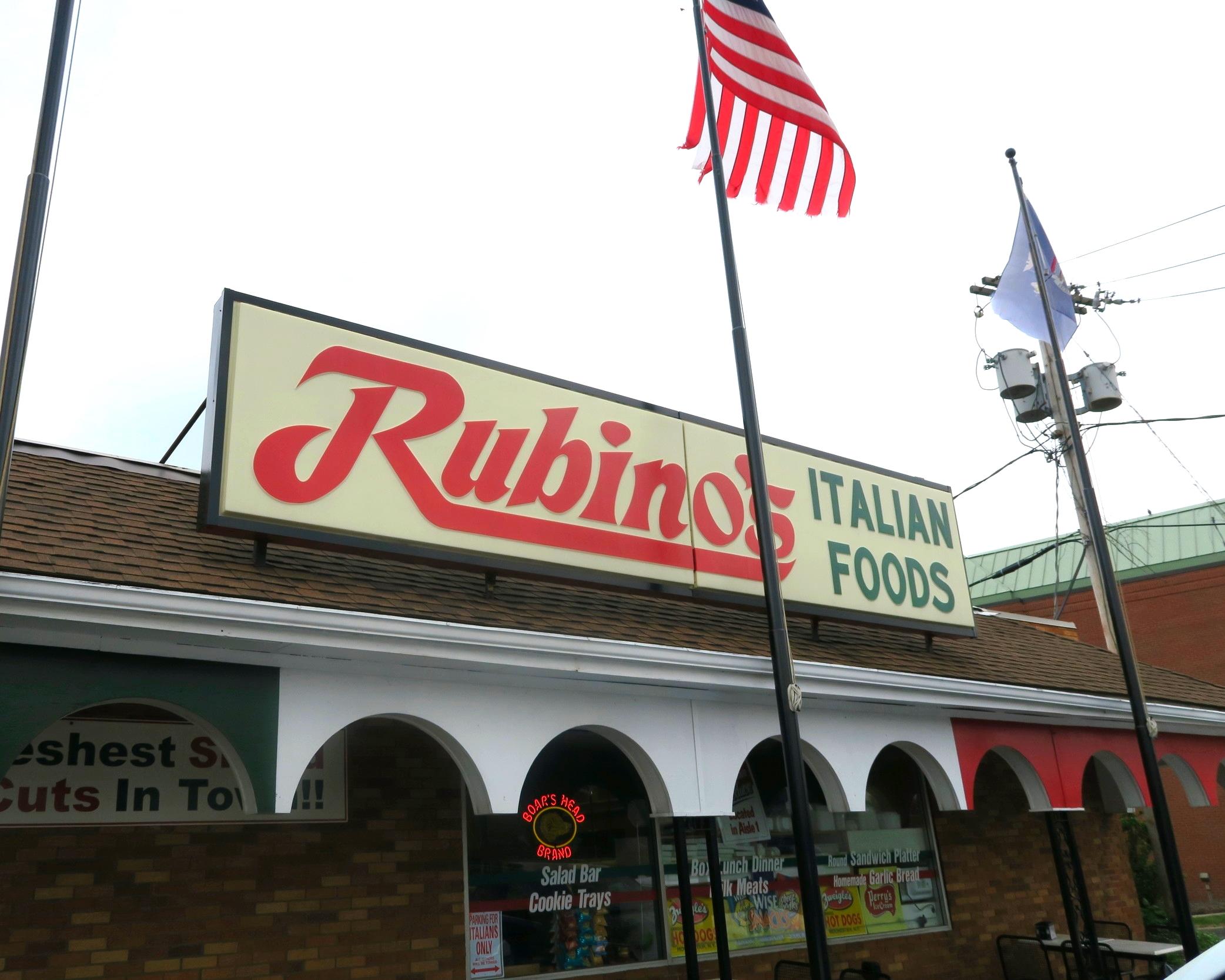 I heart you Rubino's & your beautiful market!