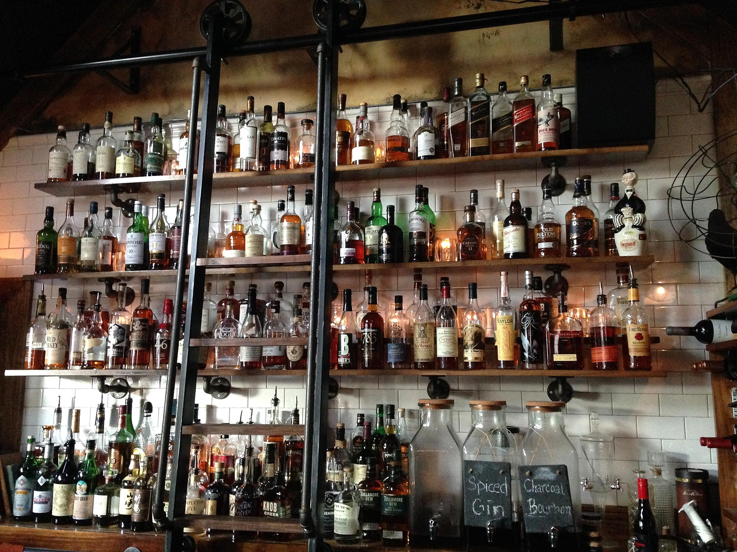 Bourbon Library_Daily Refresher.JPG