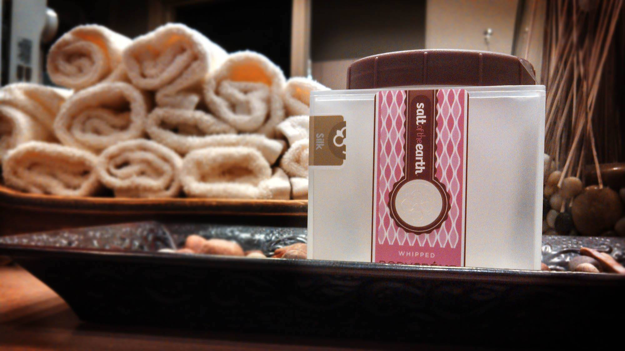 Salt of The Earth Product Photography for Dun'Artie Salon & Day Spa in New Bern, NC