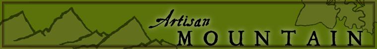 Banner Design for Artisan Mountain @ Etsy.com