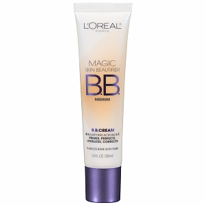Perfect by itself or used before powder to give a lighter more natural look with minimal coverage, but a soft matte finish.   $6.45