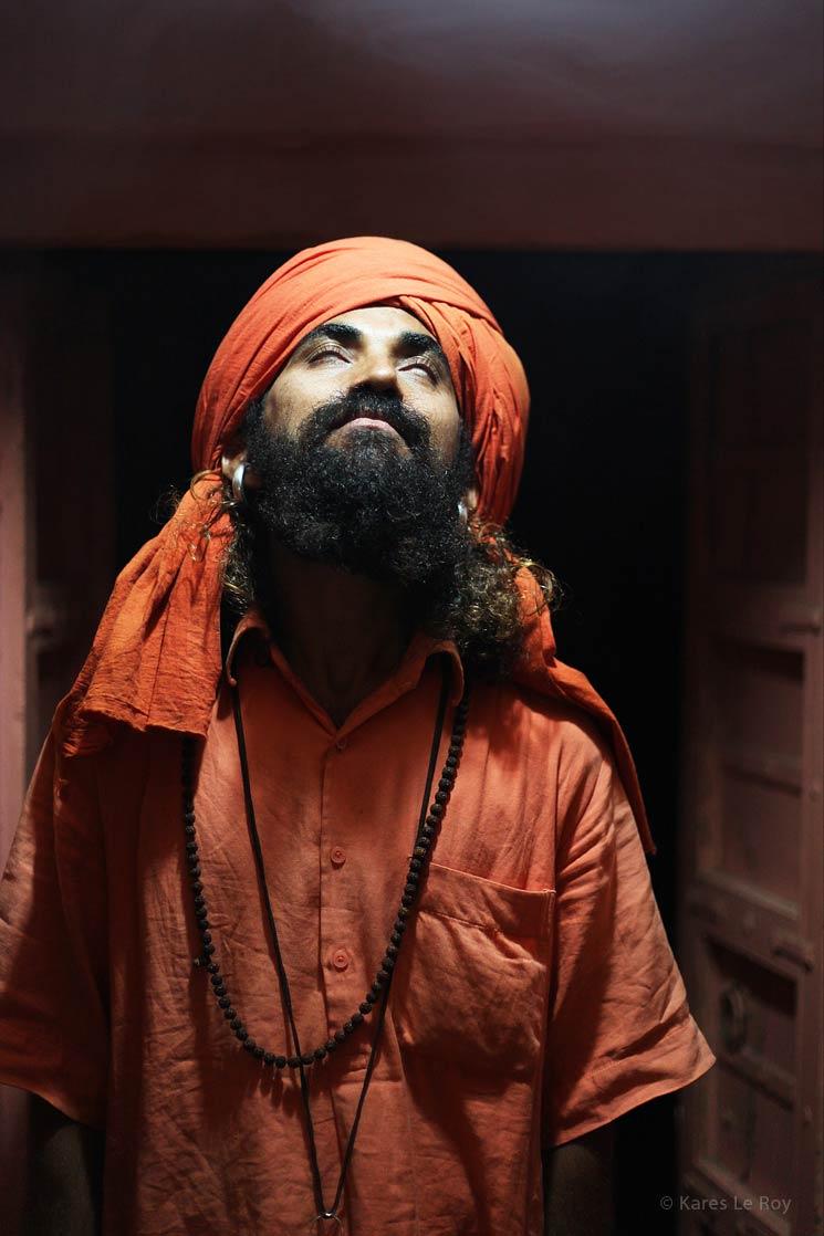 Sadhu of Pushkar  /  Saddhu de Pushkar | INDIA