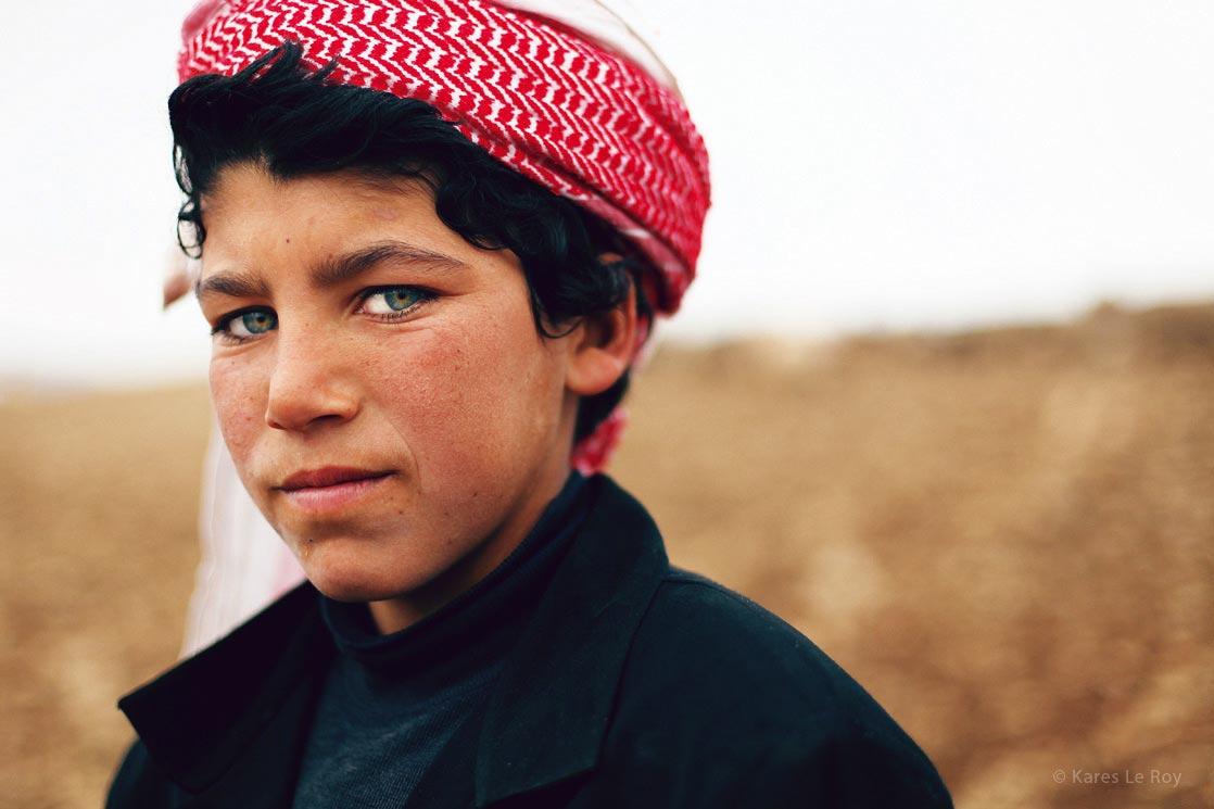 Young Shepherd of Koya /  Jeune berger de Koya | IRAQ