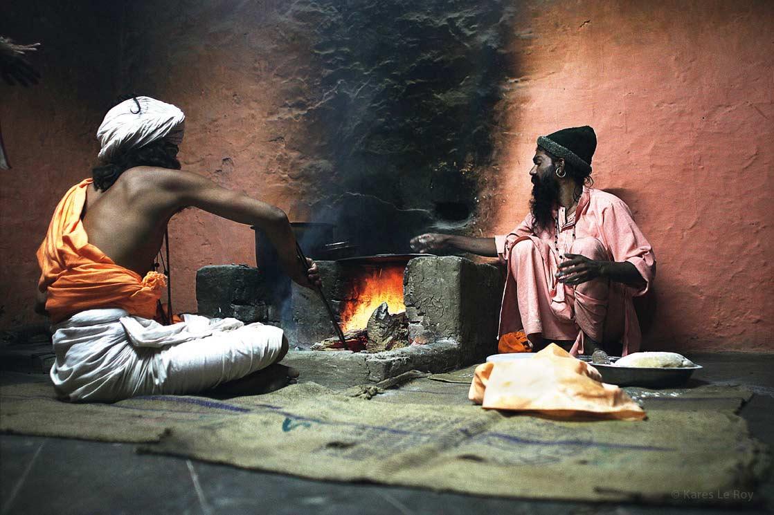 Sadhus of Pushkar in Rajasthan  /  Saddhus de Pushkar au Rajasthan |INDIA