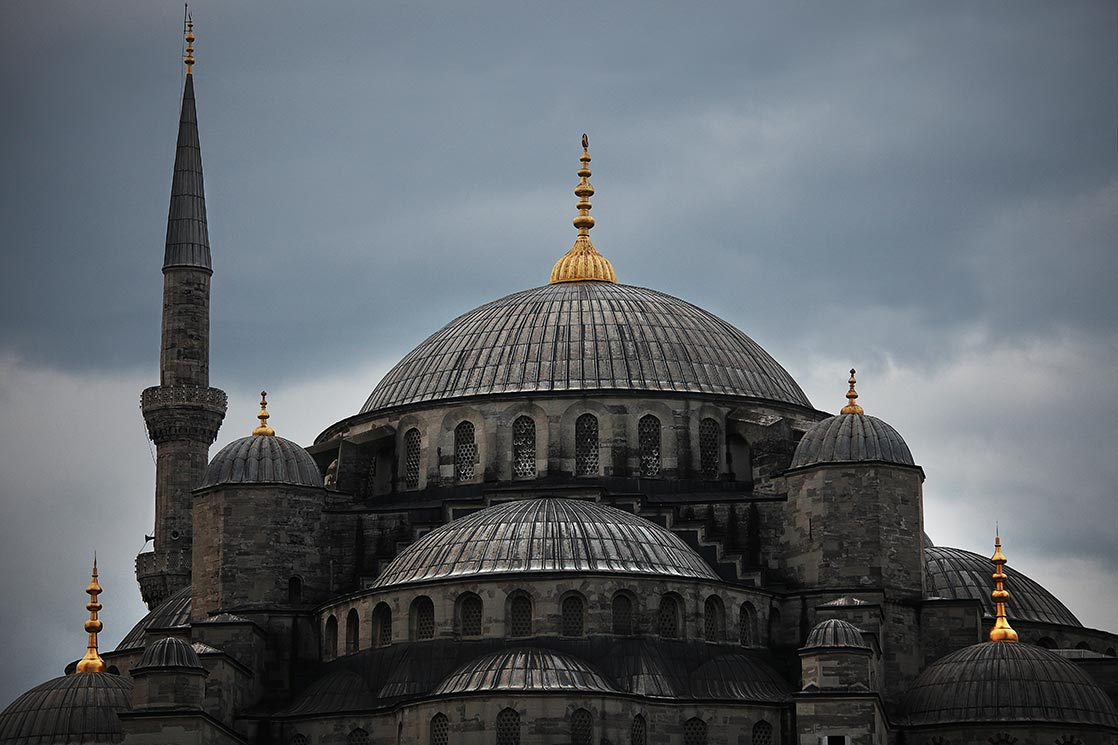 The Sultan Ahmed Mosque is a historic mosque in Istanbul. The mosque is popularly known as the Blue Mosque for the blue tiles adorning the walls of its interior.It was built from 1609 to 1616, during the rule of Ahmed I| TURKEY