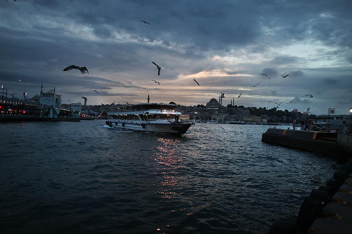 Bosphorus of Istanbul| TURKEY