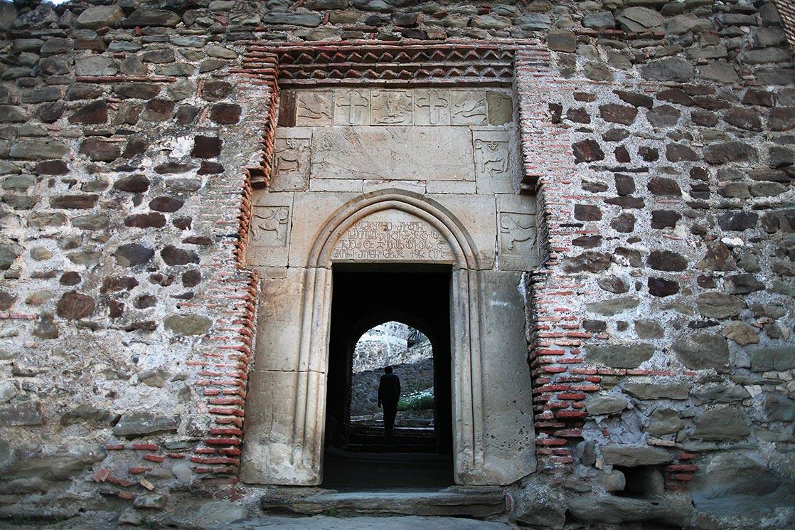 Enter in the Christian world|  David Gareja monastery |GEORGIA