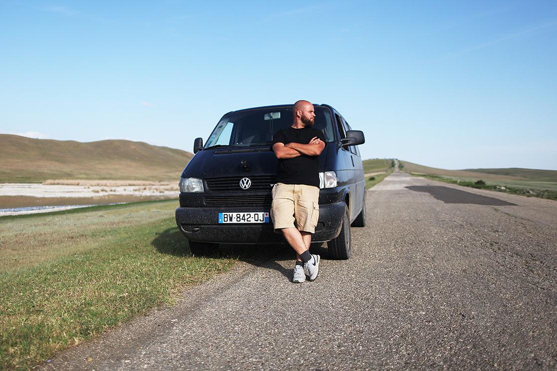 On the road|EASTERN GEORGIA