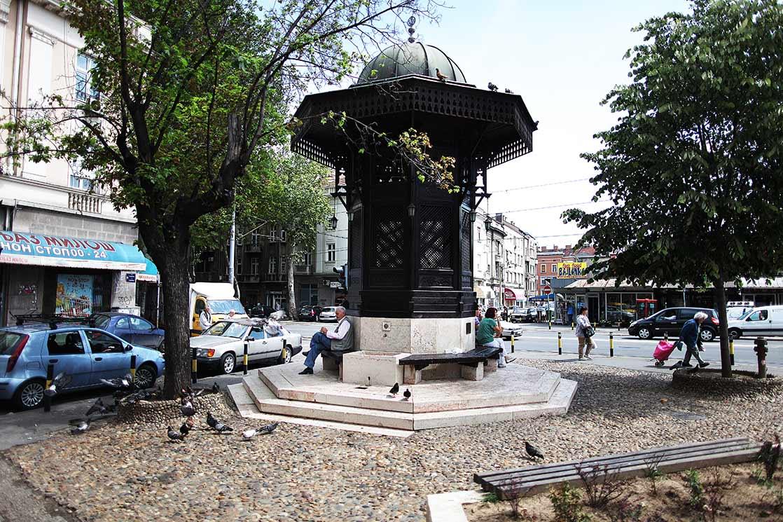 Skadarlika , bohemian quarter of Belgrade|SERBIA