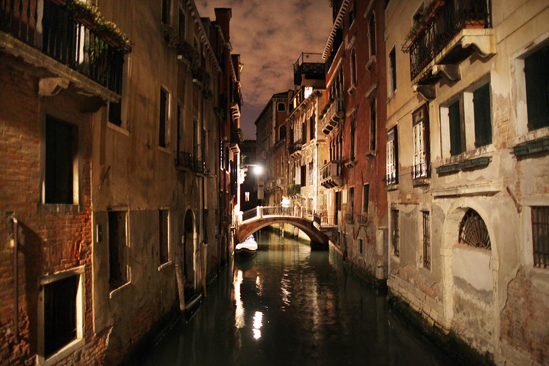 Venezia  by night ITALIA