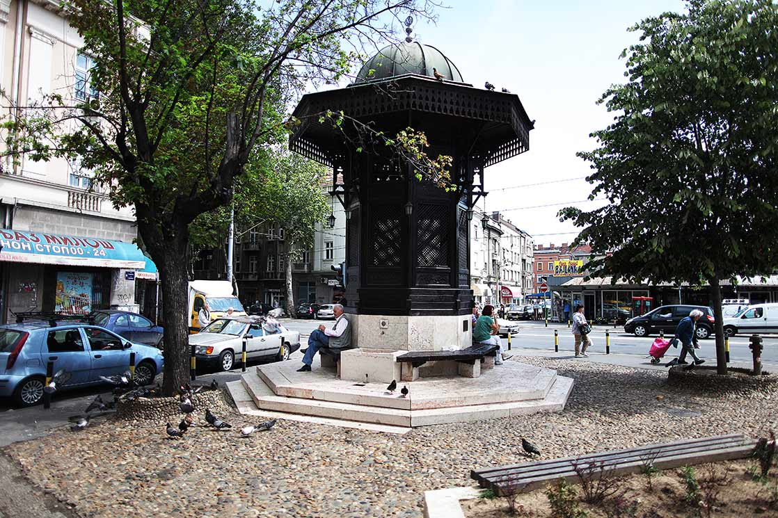 Skadarlika  , bohemian quarter of Belgrade SERBIA