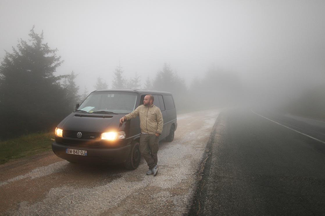 In bulgarian hills BULGARIA