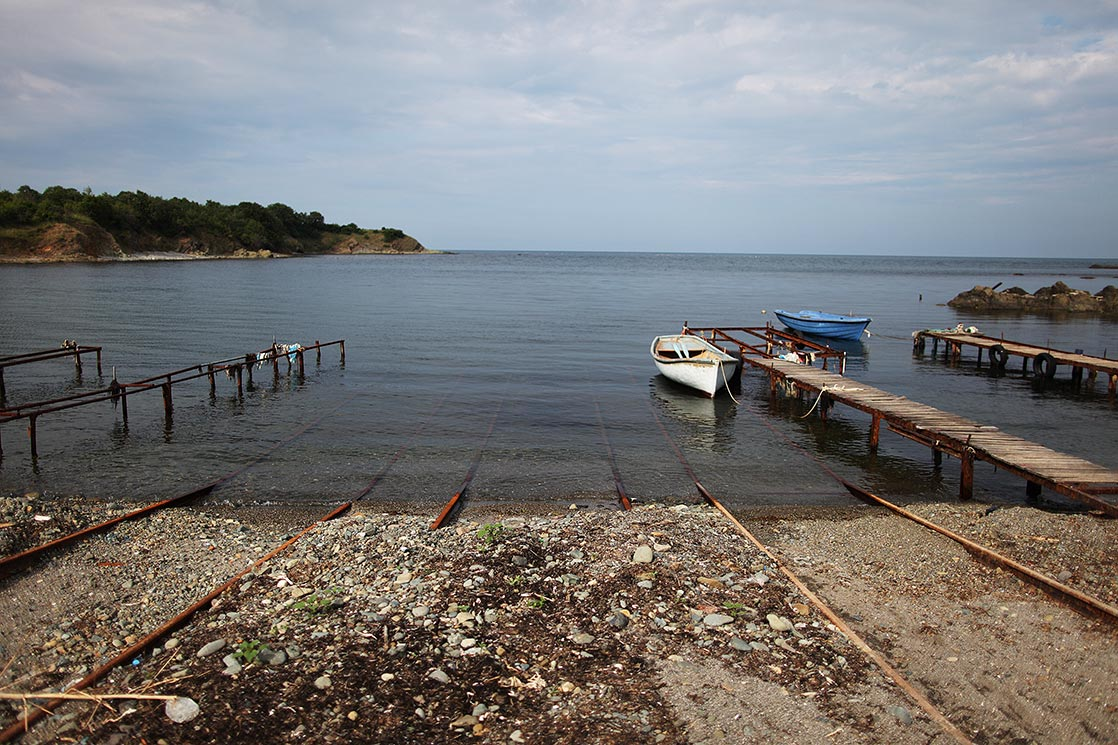 First steps along the  Black Sea   BULGARIA