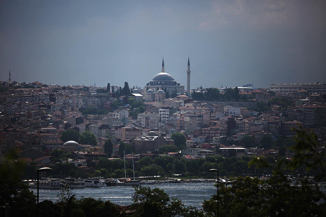 Istanbul  , The door of Orient TURKEY