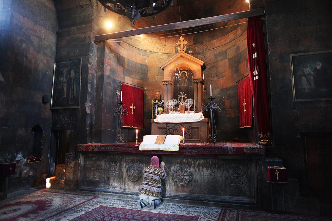Khor Virap  '  s notability as a monastery and pilgrimage site is attributed to the fact that Grigor Lusavorich, who later became Saint Gregory the Illuminator, was initially imprisoned here for 13 years by King Tiridates III  | ARMENIA