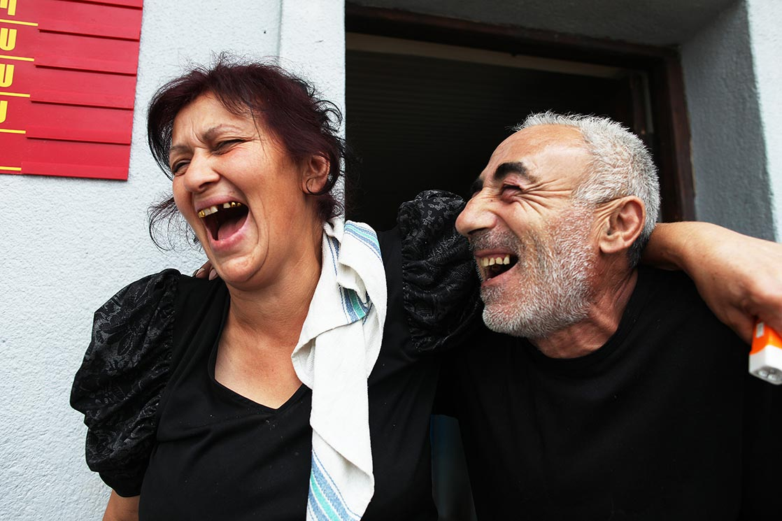 Karabagh's smiles