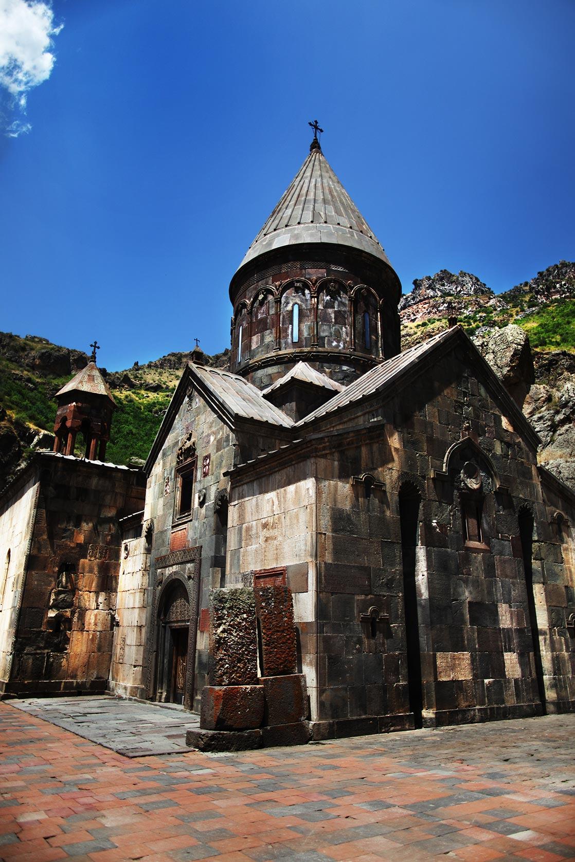 Geghard Monastery  | ARMENIA