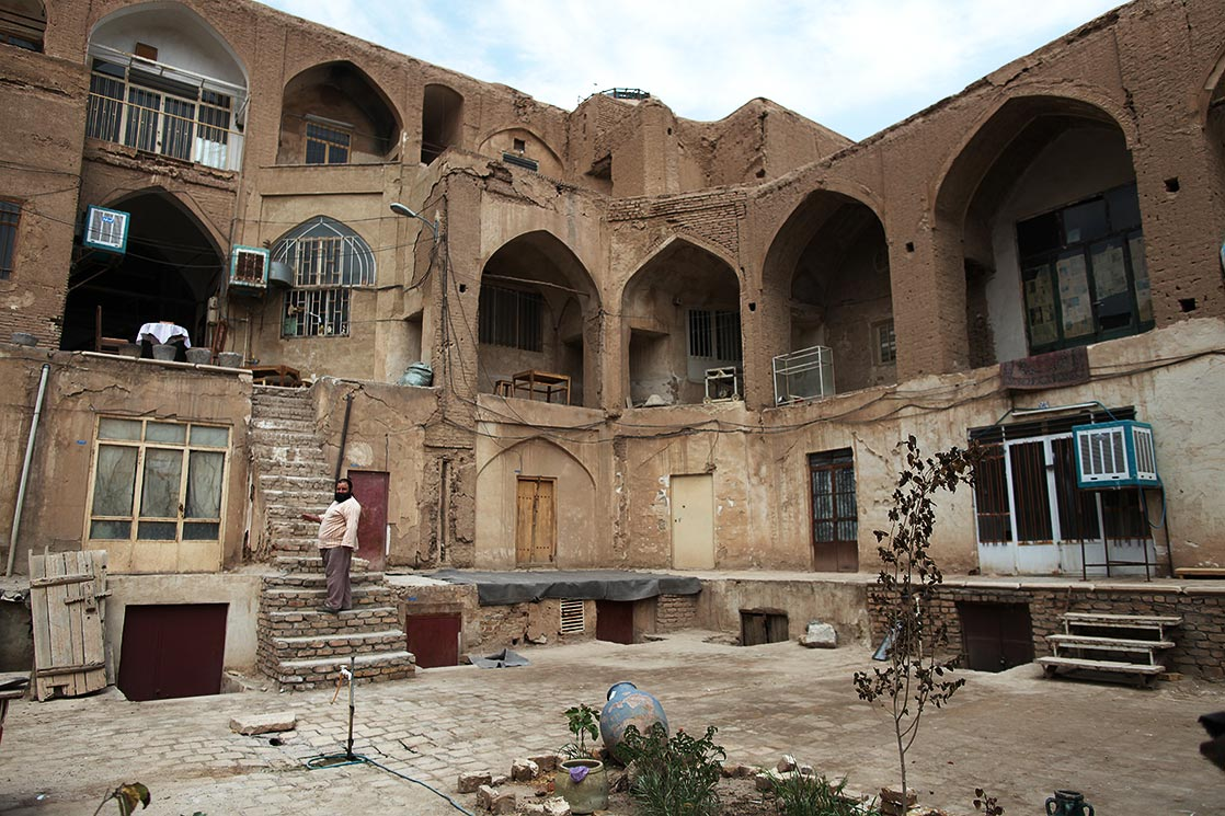 Merchants Caravanserai of  Kashan  | IRAN