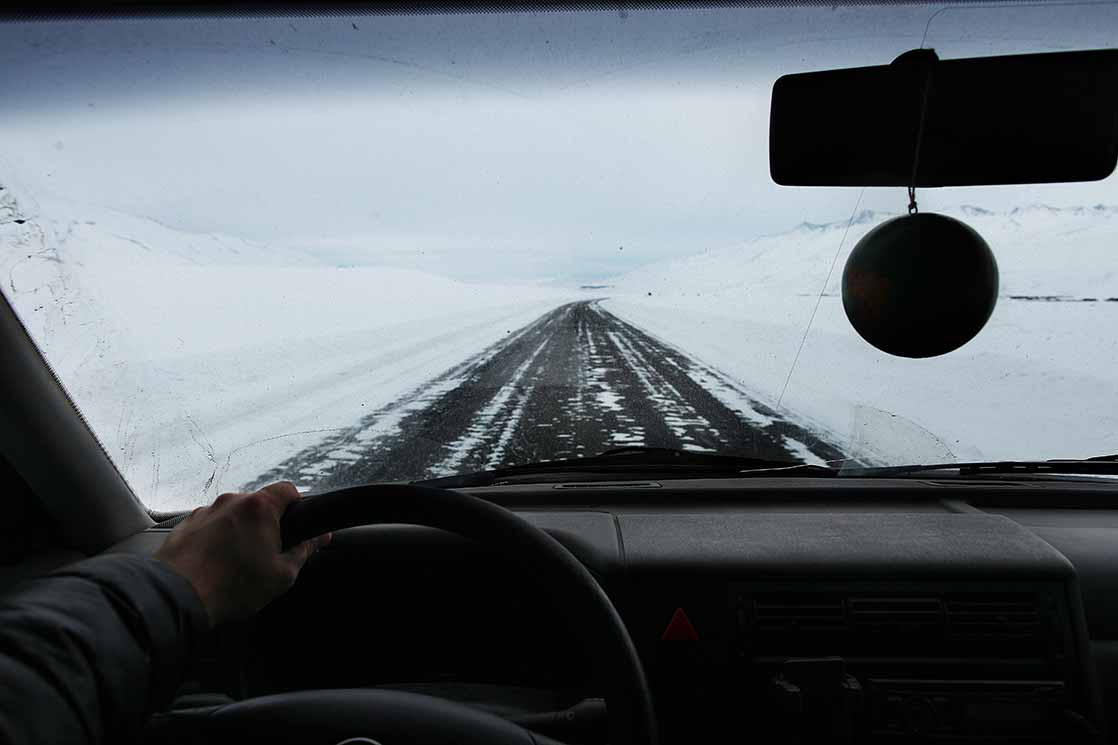 On the road  | KYRGYZSTAN