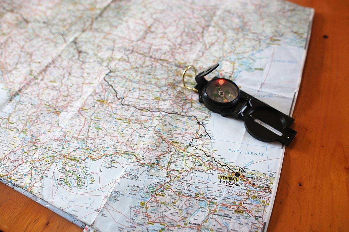 Paris > Istanbul in 11 days. No highway, no toll! Only a map and compass | TURKEY /  Paris > Istanbul en 11 jours. Aucune autoroute, aucun péage ! Seulement une carte et une boussole | TURQUIE
