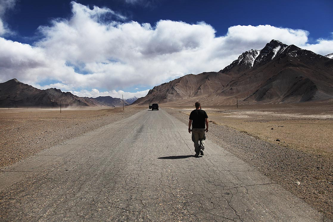 Cross the Pamir Mountains | TAJIKISTAN